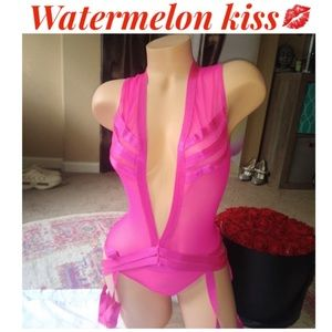 Watermelon kiss Bodysuit